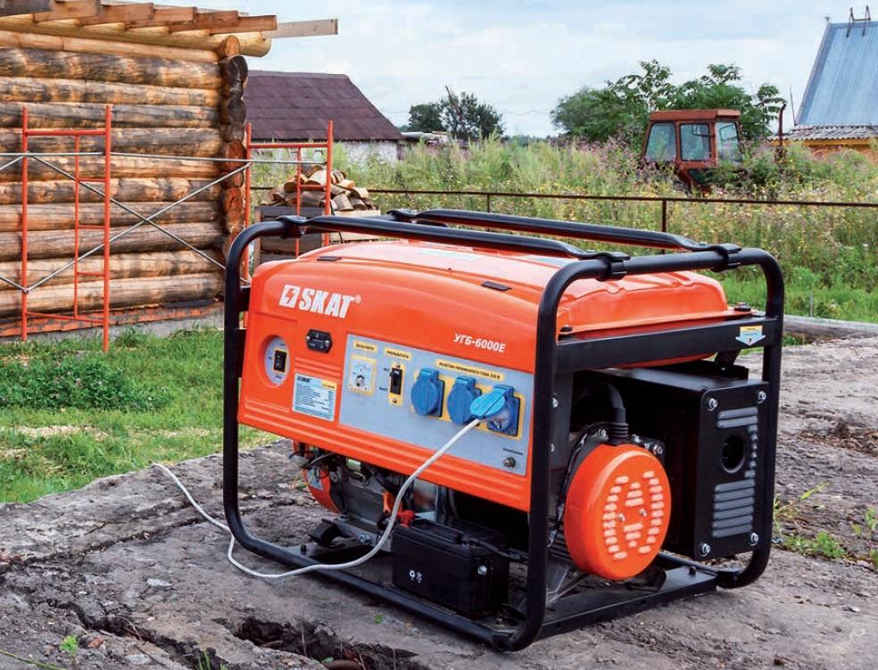 будет мне купить генератор для дачи мы, чтобы